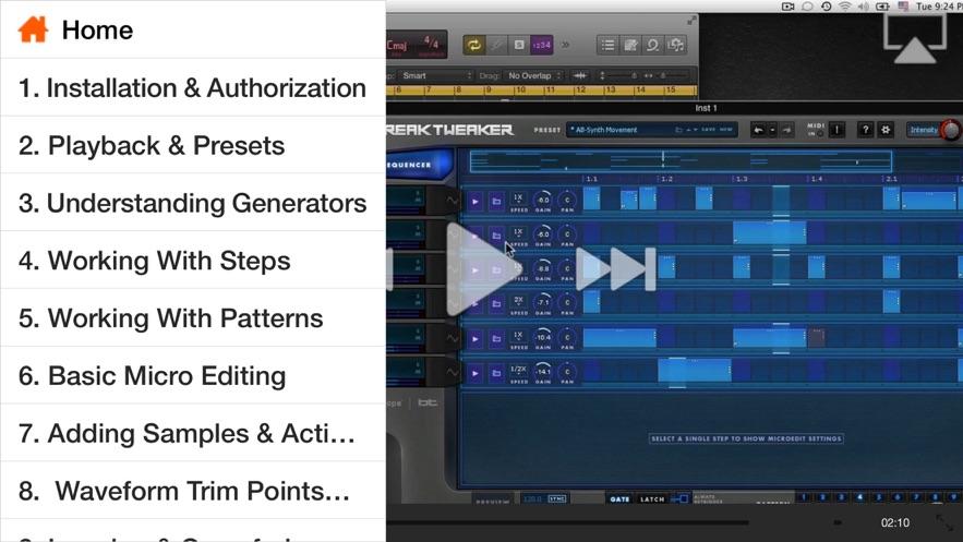 AV for iZotope BreakTweaker】应用信息- iOS App基本信息|应用截图|描述