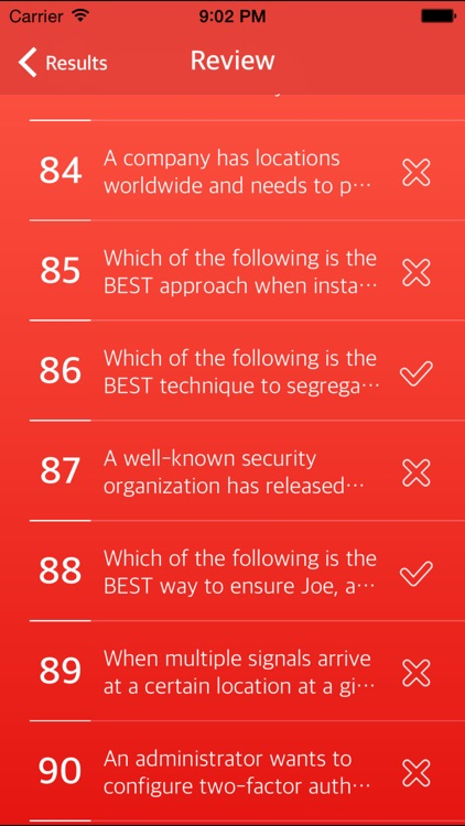 MB0-001 - CompTIA Mobility+ Certification - Exam Prep screenshot-3