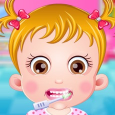 Activities of Baby First Learn : Brushing