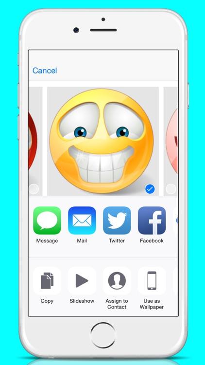 Big Emojis screenshot-3