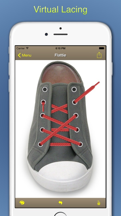 Ian's Laces - How to tie and lace shoes (Lite) screenshot-4