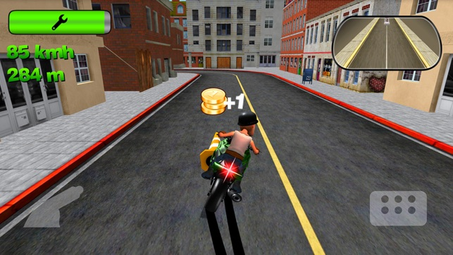App Store Mad Motor Biker Happy Bike Crash
