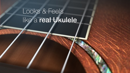 UkeHero - Play Like a Real Ukulele Screenshot