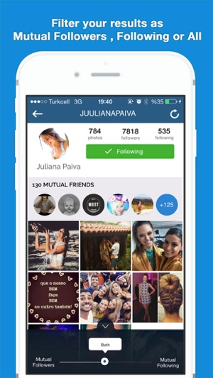 MutualFriends for Instagram on the App Store