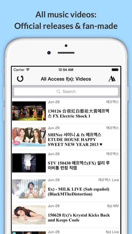 All Access: f(x) Edition - Music, Videos, Social, Photos, News & More! by  Valiant Rock, Inc