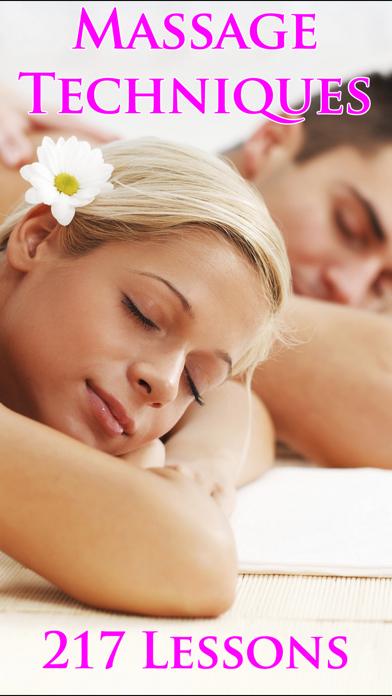 Massage Techniques.のおすすめ画像1