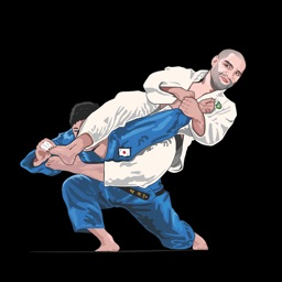 BJJ Brazilian Jiu-Jitsu MMA - Martial Arts Ju-Jitsu Techniques