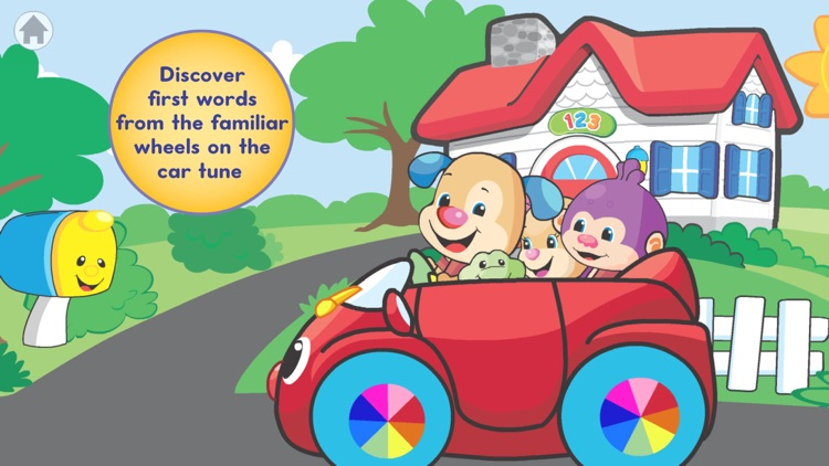 Laugh & Learn™ Smart Stages™ Car App