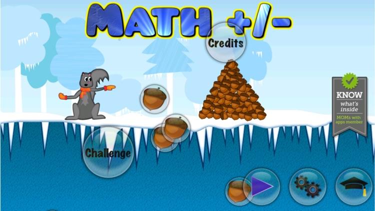 Math Plus Minus - Addition and Subtraction screenshot-4