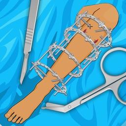 Leg & Knee Surgery - Surgeon Game