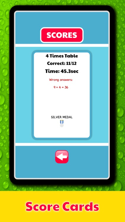 Times Tables Speed Test – Become a Master of Multiplication! screenshot-4