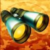 軍事専門家双眼鏡 - ズームとプライベートフォルダ - を簡単にスーパーカメラ拡大します。 Binoculars.
