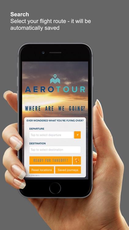 Aero Tour - Inflight Map + Guide screenshot-0