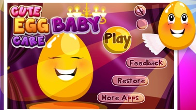 Cute Egg Baby Care – Adopt & pamper little eggy until it hatch-2