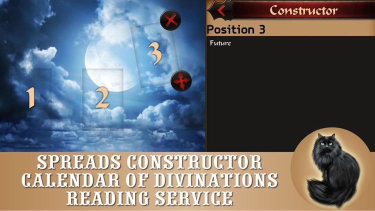 Tarot reading PRO - cards fortune-tellings, divinations and predictions screenshot-4