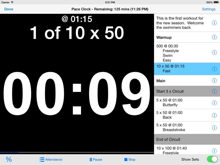 Workouts for Swim Coaches screenshot-4