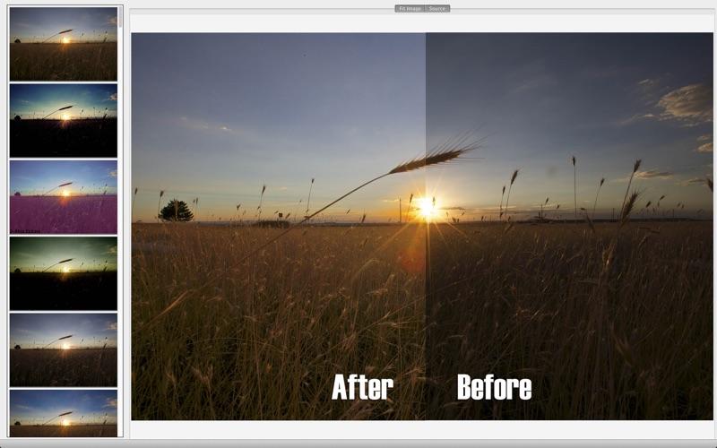 RAW HDR 101 Filters screenshot 3