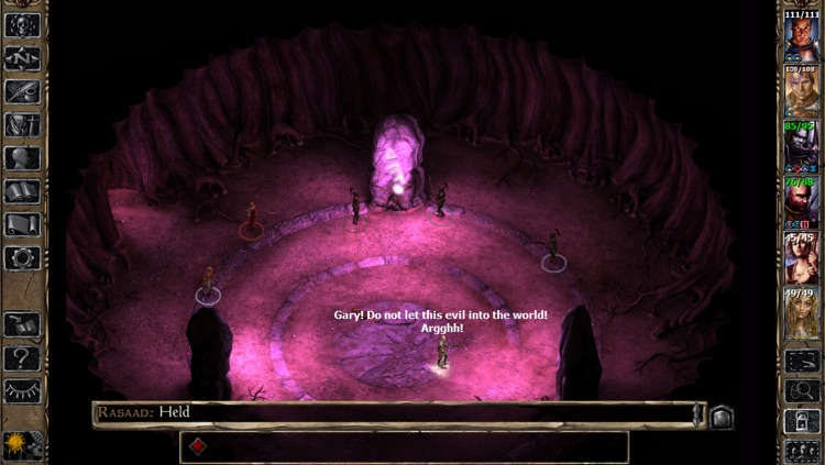 Baldur's Gate II:EE screenshot-1