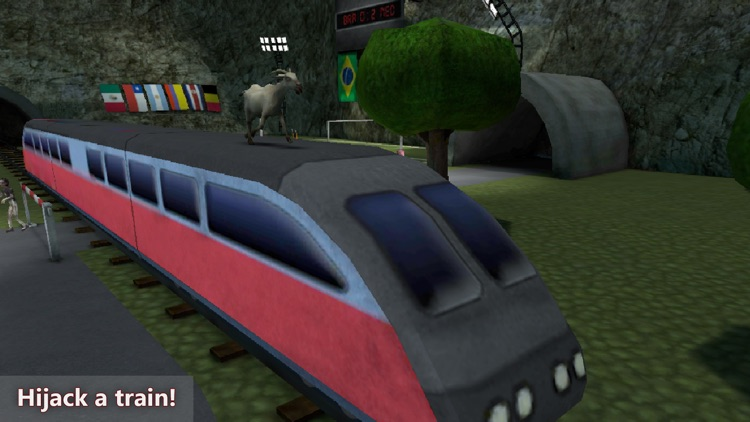 Goat vs Zombies: Best Simulator screenshot-3