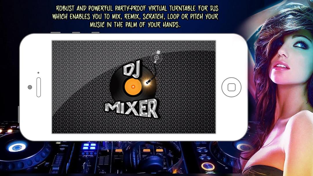 DJ Mixer : DJ Maker,Mixing DJ Sounds and Party Maker Musics