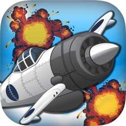 Airforce Heavy Gunner PRO - Air Denfensive Shooting Game