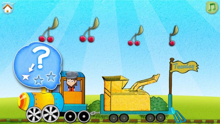 Train School Free: Musical Learning Games screenshot-3