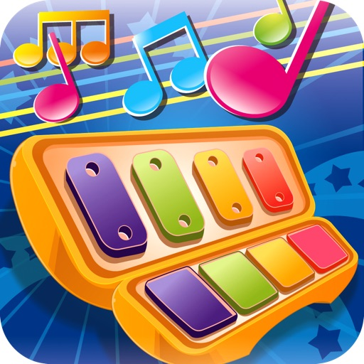 Baby Chords Full Featured: music instruments play fun game app with free lullaby karaoke songs and nursery rhymes on the sounds of the piano, harp, xylophone, celesta, and marimba for the care of preschool kids, babies and toddlers