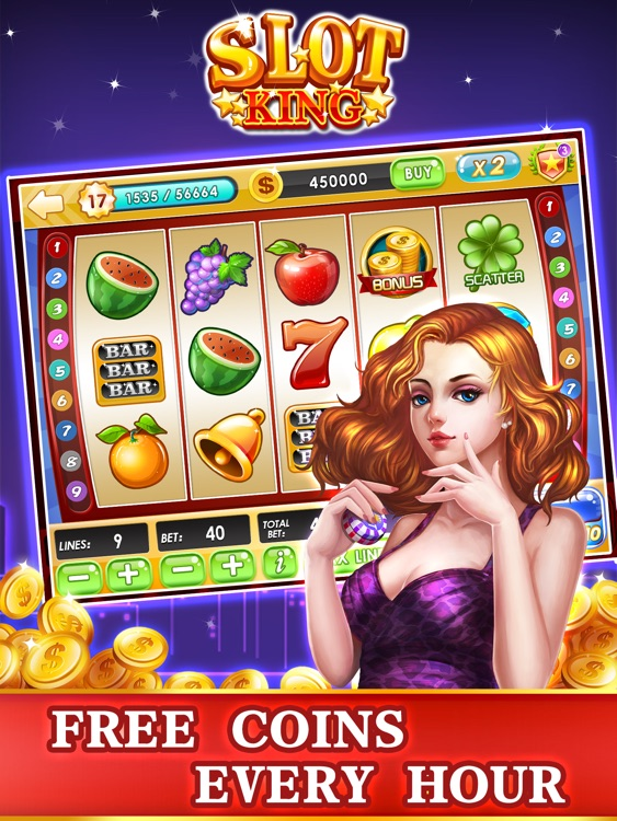 Slot Machines Online Casino HD