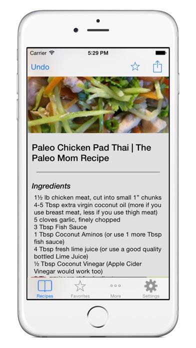 All Healthy Recipes screenshot one