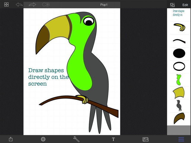 Swipe Draw Screenshot