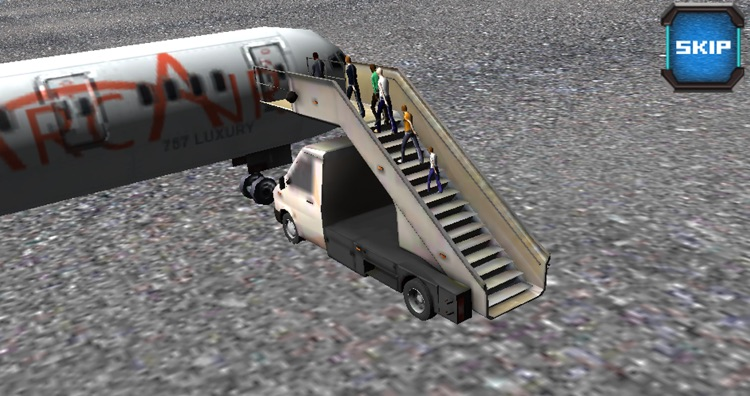 3D Plane Flight Fly Simulator screenshot-3