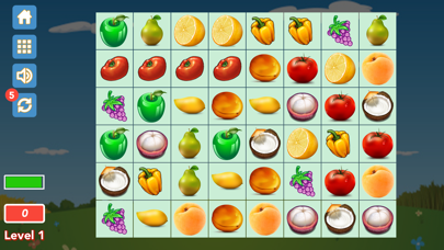 Connect Two - Animal and Fruit screenshot two