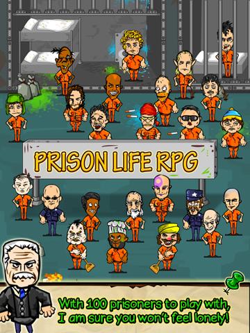 Prison Life RPG на iPad