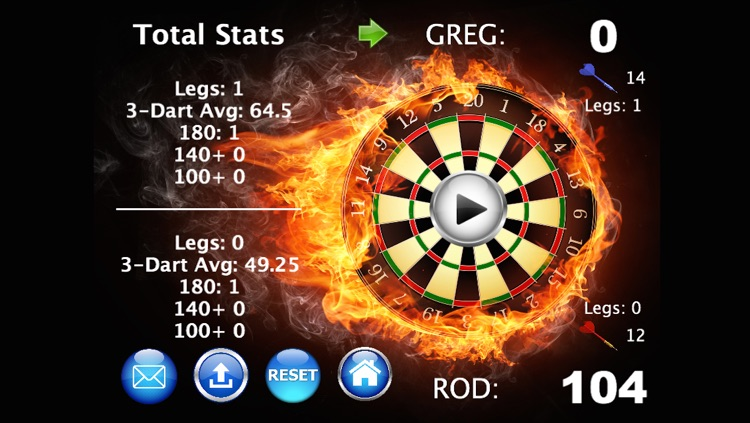 Real Darts screenshot-3