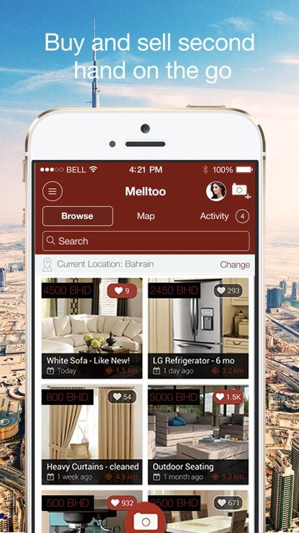 Bahrain Classifieds by Melltoo: Buy and Sell Home Furniture and Appliances :: إعلانات مبوبة البحرين