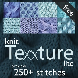 knit Texxture Lite: A Knitter's Stitch Dictionary