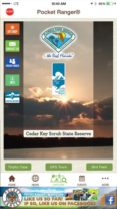 Florida State Parks Guide- Pocket Ranger® Screenshot