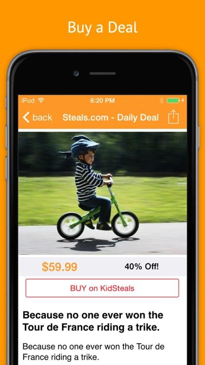 Deal Drop: The Best App for Online & Local Daily Deals screenshot-3