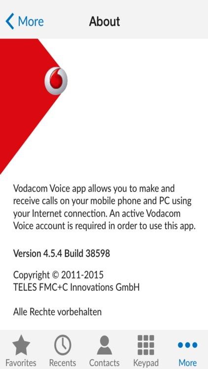 Vodacom Voice