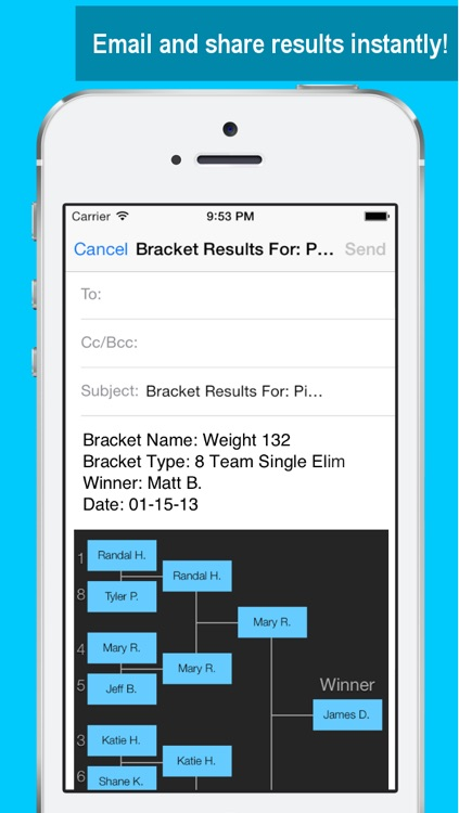 Bracket Maker screenshot-4