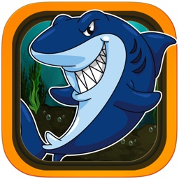 Amazing Shark Escape - crazy water racing arcade game