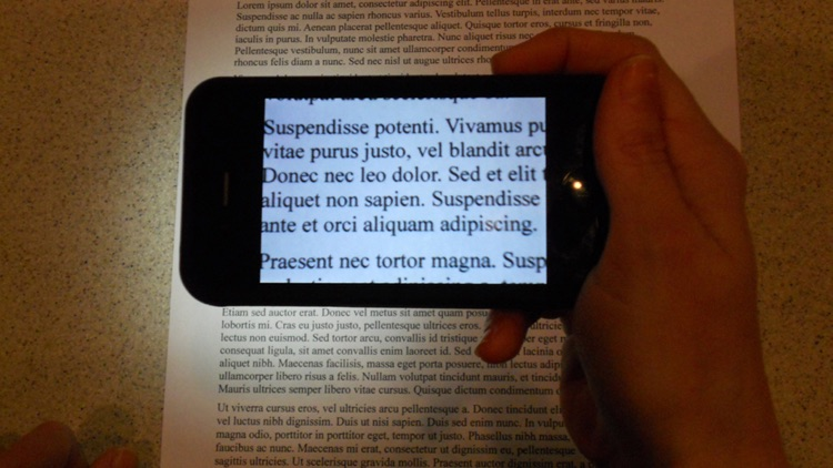 See It - Video Magnifier screenshot-0