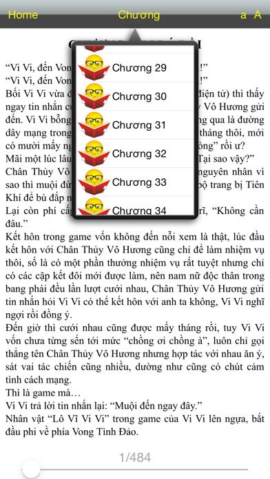 Tiểu Thuyết Chọn Lọc, Tình Cảm, Lãng Mạng screenshot three