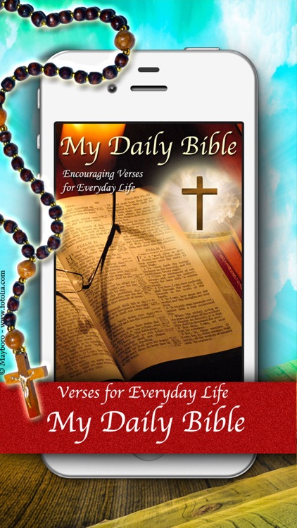Bible - My Dialy Bible: The most encouraging Verses for Everyday Life