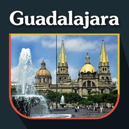 Guadalajara City Offline Travel Guide