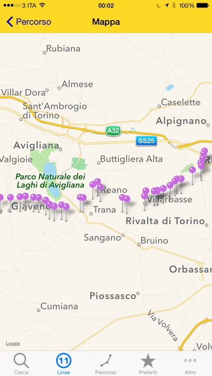 Bus Torino Plus screenshot-4
