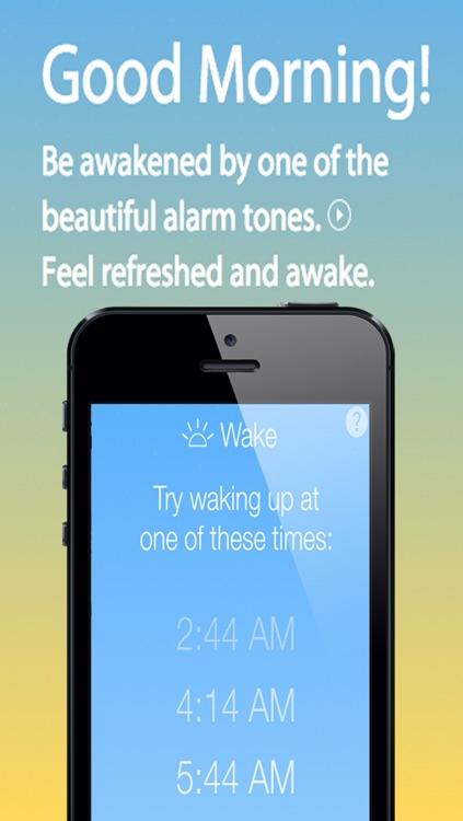 Goodnight Sleep Cycle Alarm Clock