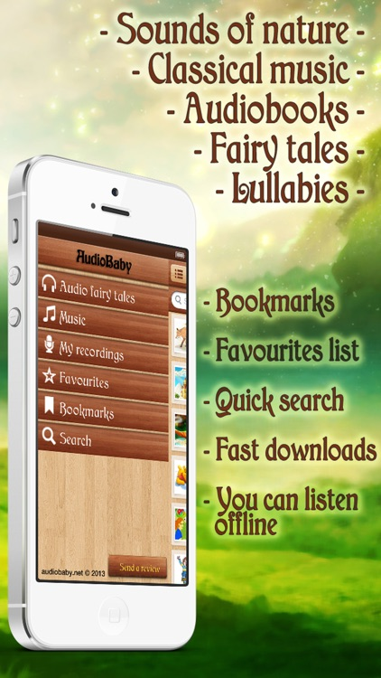 Audiobaby Premium - Audiobooks & music for kids screenshot-3