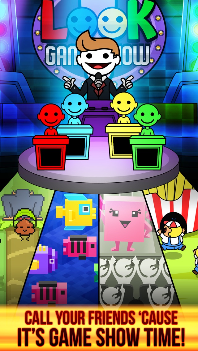 LOOK! Party Quiz Game Show Cheat Codes