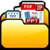 Archivos y carpetas (descargar, almacenar, y compartir Ver archivos y documentos)